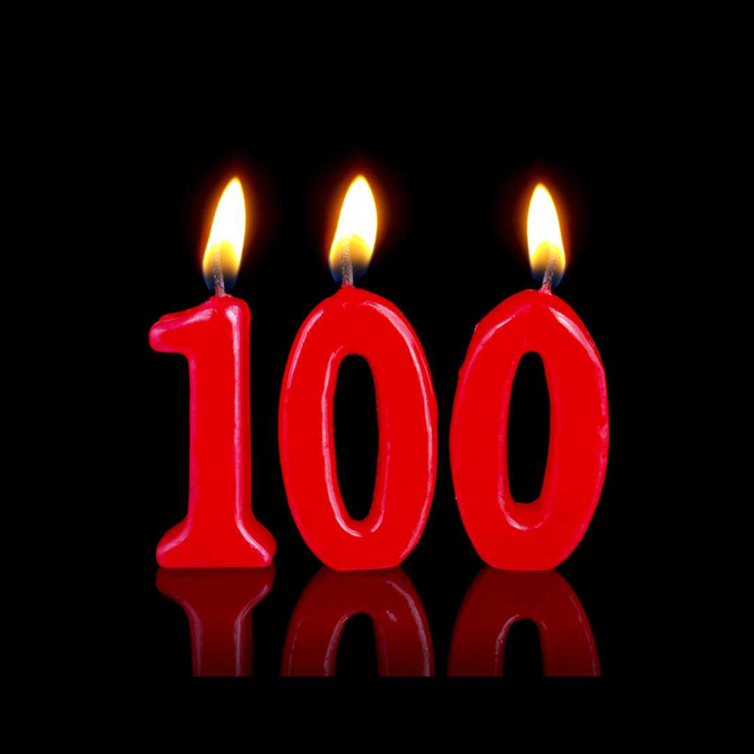 Como viver até os 100 anos de idade, depende de você!