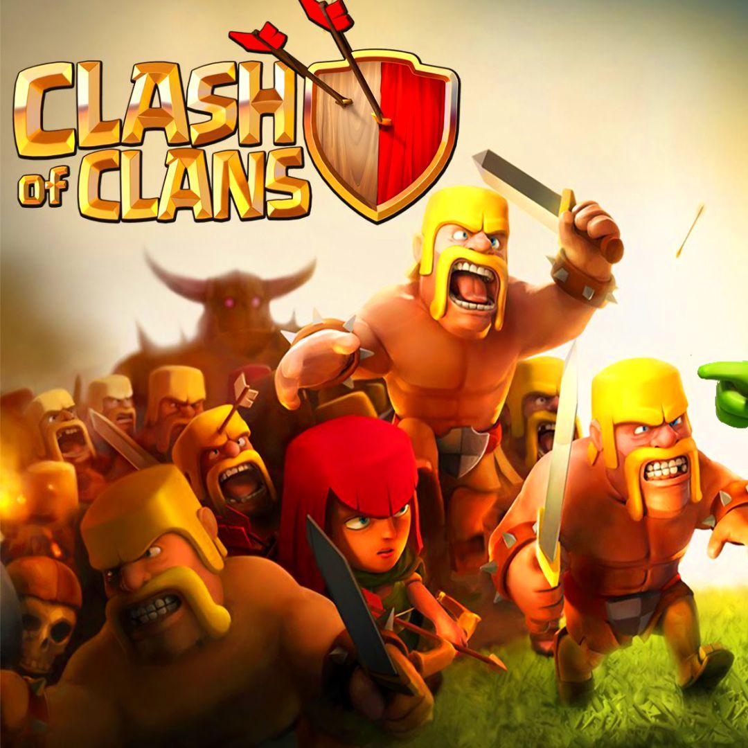 Clash of Clans tem 600 milhões de jogadores fisgados