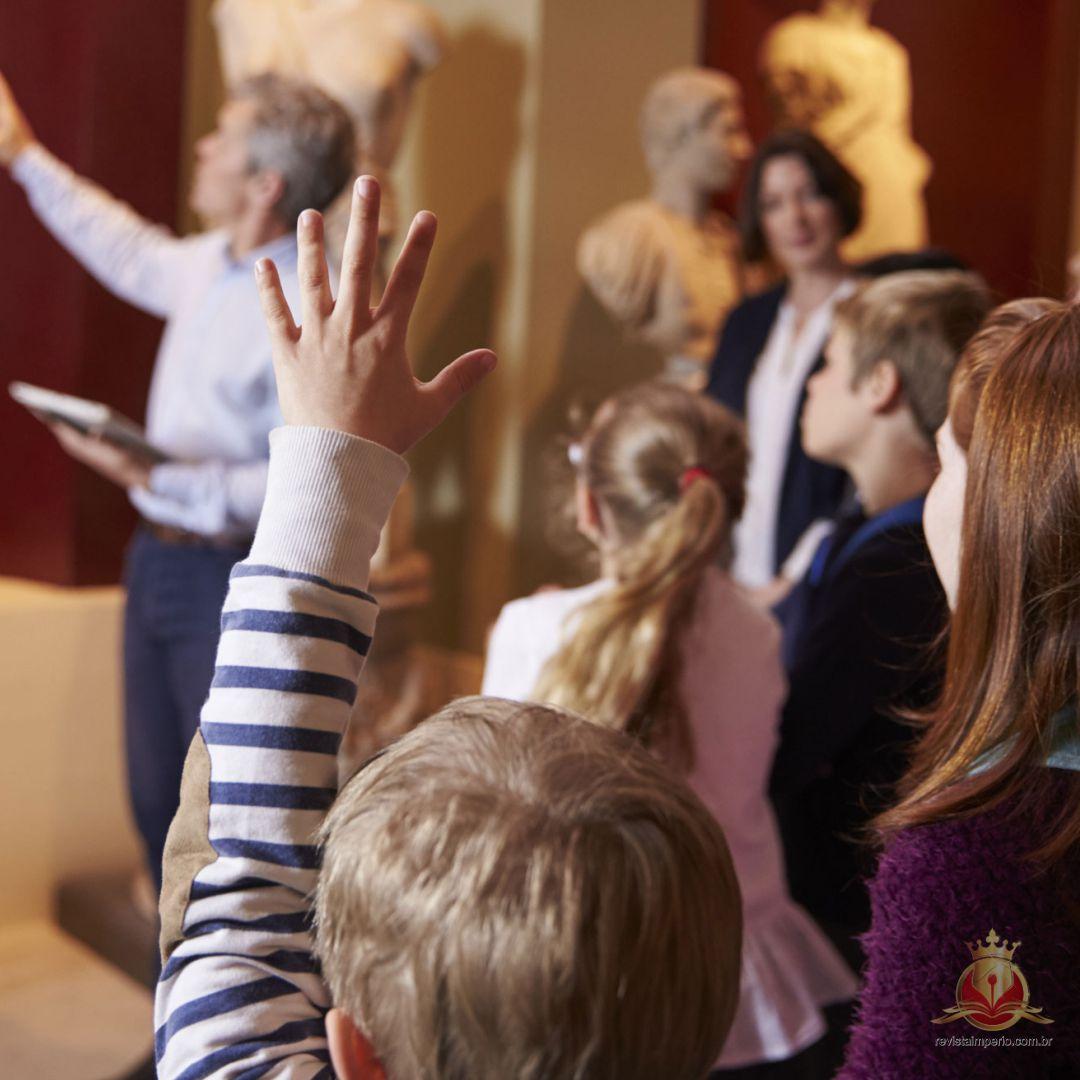 Investimento na cultura escolar cria ambiente positivo
