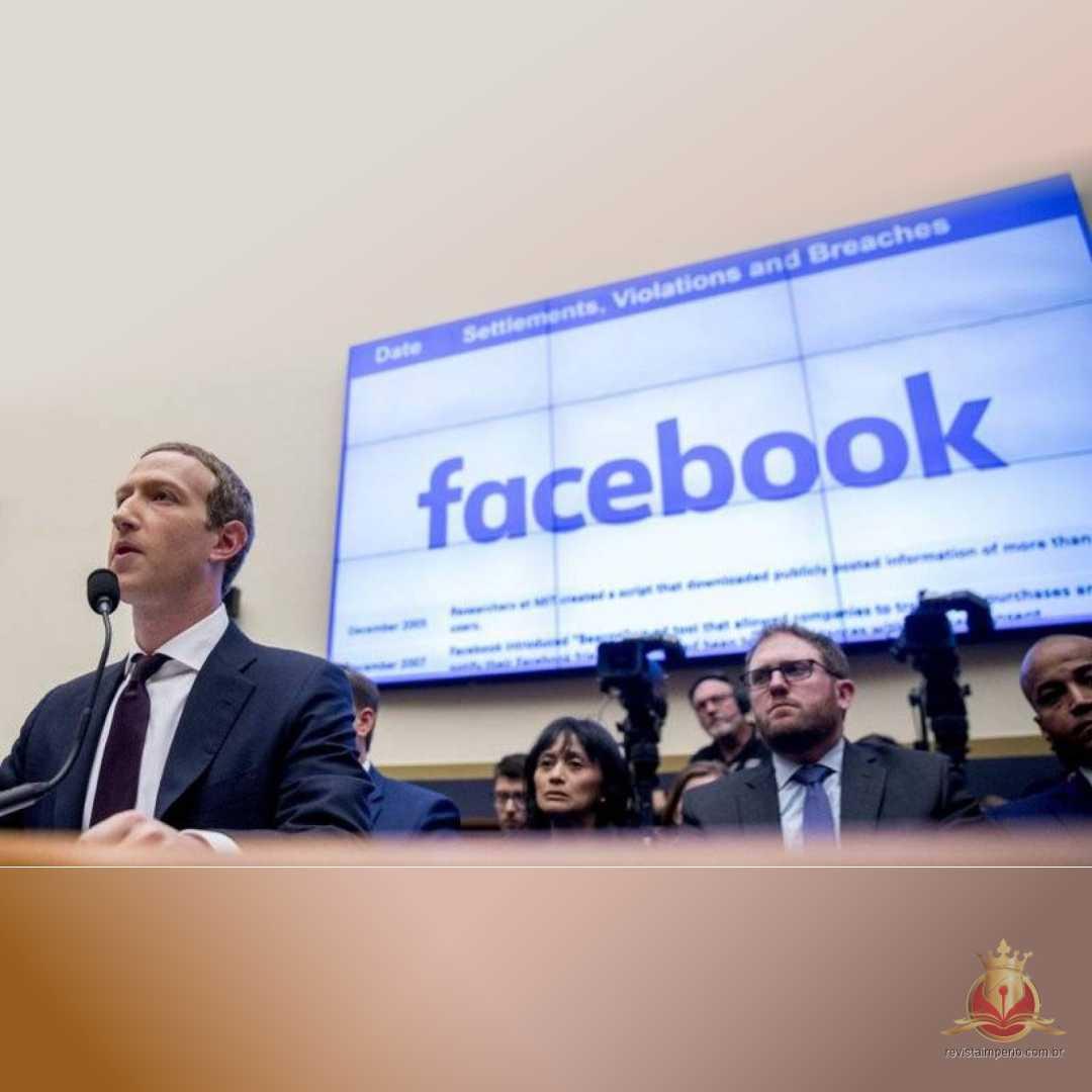 Facebook e Instagram proíbem fake news, notícia falsa